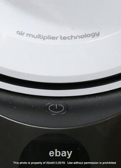 Dyson Hp04 Réchauffeur D'air Pur Chaud + Refroidi + Ventilateur, Filtre D'air Hepa Aucune Rémotion