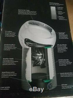 Dyson Pur Cool Me Blanc Argent Purificateur D'air Du Ventilateur Filtre Hepa Nouveau Scellés