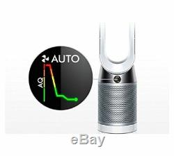 Dyson Pur Cool Tour Advanced Technology Purificateur D'air Du Ventilateur Auto Shut Hepa