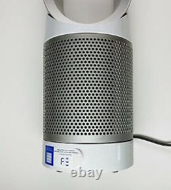 Dyson Pure Cool Tp01 Hepa Air Purificateur & Fan Grandes Chambres Blanc/argent
