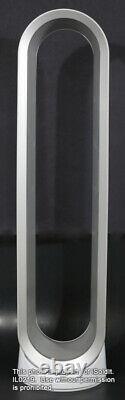 Dyson Pure Cool Tp01 Hepa Air Purificateur & Floor Fan Blanc & Argent