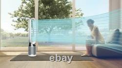 Dyson Pure Cool Tp04 Air Purificateur Blanc /argent Flambant Neuf Sealed Livraison Gratuite