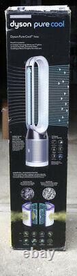 Dyson Pure Cool, Tp04 Hepa Air Purificateur Et Tower Fan, Blanc/argent