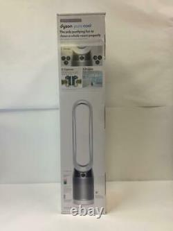 Dyson Pure Cool Tp04 Purifying Tower Fan Blanc