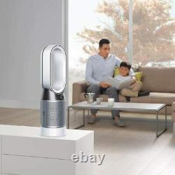 Dyson Pure Hot + Cool Hp04 Hepa Air Purificateur Heater Fan Silver 244314-01 Nouveau