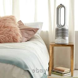 Dyson Pure Hot + Cool Link Hp02 Wi-fi Enabled Air Purificateur, Fer/argent