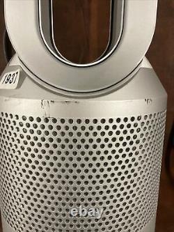 Dyson Pure Hot + Cool, Purificateur D'air Hp01 Hepa, Chauffe-air Et Ventilateur Blanc/argent