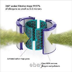 Dyson Pure Hot + Purificateur D'air Frais Hp04 Heater + Ventilateur Hepa Filtre D'air Brand Nouveau