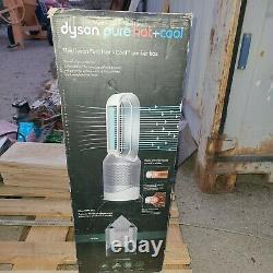 Dyson Pure Hot+cool Link Air Purificateur Heater & Fan Silver