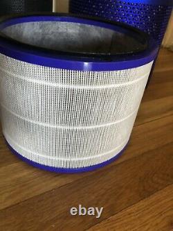 Dyson Purificateur D'air Pur Chaud Et Frais Hepa Ventilateur Et Chauffage Avec Télécommande, Hp01