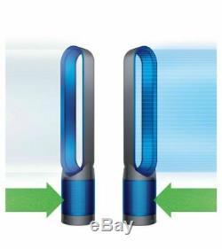 Dyson Tp01blu Pur Hepa Tour Cool Purificateur Ventilateur Avec Condition Grande Distance Utilisé