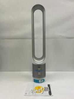 Dyson Tp02 Pure Cool Link Tower Air Purificateur Fan Argent Blanc
