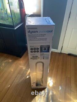 Dyson Tp04 Pur Pur Purificateur D'air Cool & Tower Fan Iron/blue Wifi Hepa Animaux De Compagnie