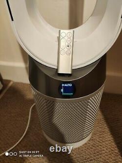Dyson Tp04 Pur Pur Purificateur D'air Cool & Ventilateur (tour) Blanc/argent