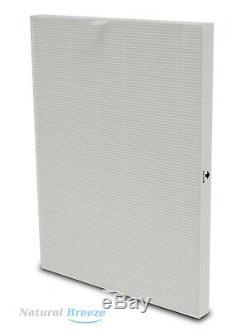 Filtre Hepa Seulement H Compatible Avec Winix 5500-2 Air Purifier N ° 116130 Nb-108