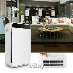 Germes Purificateur D'air Pour La Maison Chambre Avec Filtre Hepa Particules De Carbone Cleaner Us