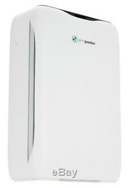 Germguardian Ac5600wdlx 18 Pouces 3-in-1 Filtre Hepa Purificateur D'air Pour Les Maisons