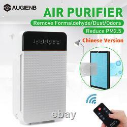 Grand Air Purificateurs D'air Hepa Accueil Indoor Air Cleaner Purificateur Allergies Remote