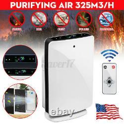 Grand Purificateur D'air De Grande Chambre Hepa Home Purificateur D'air325m3/hcleaner Pour Allergies