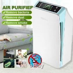 Grande Chambre Purificateur D'air Bureau D'air Hepa Cleaner Filtre Pour Éliminer L'odeur De Poussière Et La Moisissure