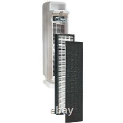 Heller Purificateur D'air Hepa Purification Freshener & Odour Clean Filter Tower Ventilateur