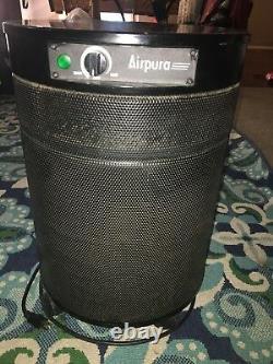 Hepa Occasion Airpura T600 Purificateur D'air Spécialement Conçu Pour Le Tabac / Autre Fumée