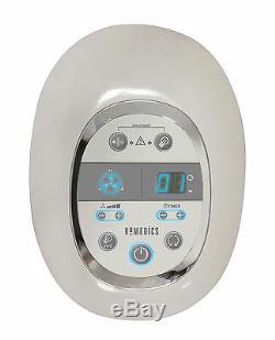 Homedics Hepa Professionnel Purificateur Air Oscillant Chambre Filtre À Air Ar29