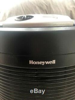 Honeywell 50250-s True Hepa Purificateur D'air Noir Excellent État
