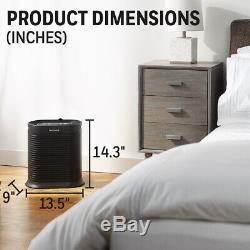 Honeywell Hepa Purificateur D'air True Allergène Remover Clean Air Chambre Maison Nouveau