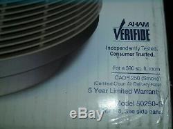 Honeywell Hepa Purificateur D'air (blanc) 50250-s Pour Très Grandes Chambres