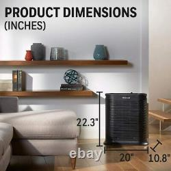 Honeywell Hpa300 The Doctor's Choice True Hepa Air Purificateur, Extra-large Room