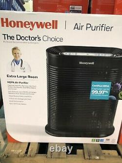 Honeywell Hpa300 True Hepa Air Purificateur, Extra-large Room, Noir