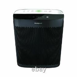 Honeywell Insighttm Hpa5300b 500 Sq. Ft. Purificateur D'air Hepa Noir