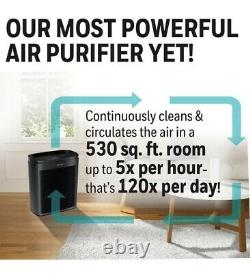 Honeywell Powerplus True Hepa 550 Pieds Carrés Dissolvant Allergène/purificateur D'air Hpa3300b