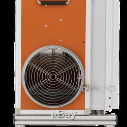 Husqvarna A2000 Hepa Air Scrubber 1200cfm Négatif Air Machine 967672204