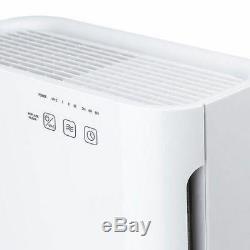 Ionmax Ion420 Purificateur D'air Hepa Filtre Ioniseur Uv Lumière Fumée Home Office Bébé