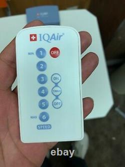 Iqair Health Purificateur D'air Hepa Et Filtres Inclus