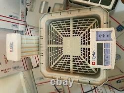 Iqair Healthpro Compact Hepa Air Purificateur 101.6 Pour Les Écoles De Bureau Multi-chambres