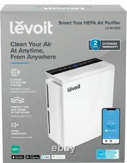 Levoit Truclean Smart 361 Sq. Ft True Hepa Air Purifier White