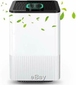 Luftreiniger 4 En 1 Mit Hepa-filter Und Ionisator, Luftreiniger Für Zu Hause