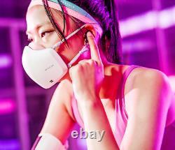 Masque Visage Lg Puricare Voiceon Ap551awfa Purificateur D'air Hepa Portable Gen. 2 White