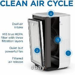 Medify Air Ma-112 V2.0 Purificateur D'air Portable À La Maison Avec Filtre True Hepa