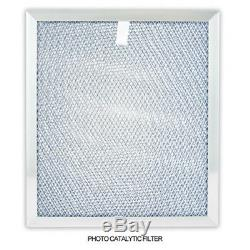 Microlux Ml4000d Pro Uv Purificateur D'air Hepa Carbon Ion Cleaner Air Ml4000dch