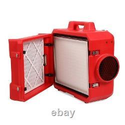 Mounto De Portable Air Scrubber Négative Hepa Purificateur D'air Pour L'hôpital