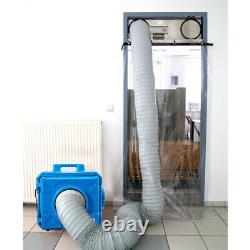 Mounto Hepa500 Air Scrubber Negative Hepa Air Purifier System Pour L'hôpital