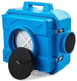 Mounto Hepa500 Air Scrubber Négative Hepa Système Purificateur D'air Pour L'hôpital