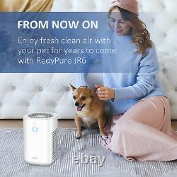 Nettoyant Silencieux Purificateur D'air Vrai Hepa Home Air Purificateur Avec 2 Filtre À Carbone Vrai