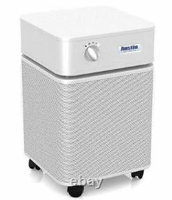 New Healthmate Hm-400 Hepa Filtre À Air Purificateur Blanc Garantie Complète