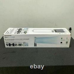 Nouveau Dyson Pure Cool Tp04 Hepa Air Purifier & Tower Fan Blanc / Argent