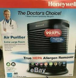 Nouveau Honeywell Hepa Purificateur D'air Avec Allergen Remover Hpa300